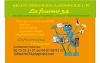 Multi-Services à Domicile L-R (Lafourmi34)