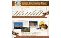ippolito construction qualite plan de la prairie des ecoles st mathieu de treviers carrelage. Black Bedroom Furniture Sets. Home Design Ideas