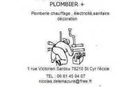 plombier+