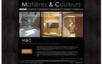 Decorateur interieur Matieres et Couleurs