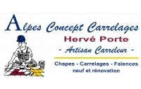ALPES CONCEPT CARRELAGES - Hervé Porte