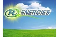 R energies