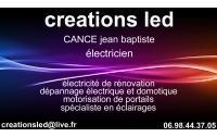 créations led