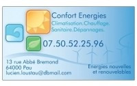 confort energies