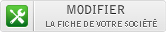 modifier les coordonnées de Dupin Richaud Géomètres Experts Associés  à CADENET